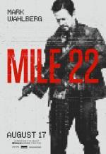 Постери: Фільм - 22 милі. Постер №3