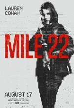 Постери: Лорен Коен у фільмі: «22 милі»