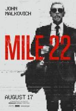 Постери: Фільм - 22 милі. Постер №5