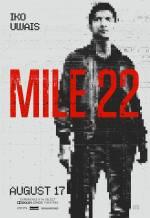 Постери: Фільм - 22 милі. Постер №6