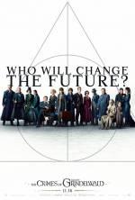 Постеры: Фильм - Фантастические твари: Преступления Гриндельвальда - фото 20