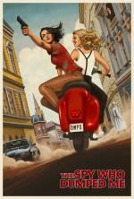 Постери: Фільм - Шпигун, який мене кинув - фото 24