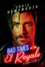 Постеры: Фильм - Плохие времена в «Эль Рояле» - фото 22