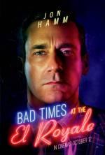 Постеры: Фильм - Плохие времена в «Эль Рояле» - фото 26