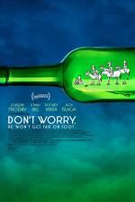 Постеры: Фильм - Не волнуйся, он далеко не уйдёт - фото 5