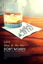Постеры: Фильм - Не волнуйся, он далеко не уйдёт - фото 6