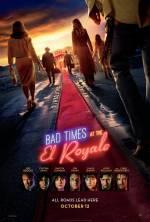 Постеры: Фильм - Плохие времена в «Эль Рояле» - фото 10