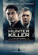 Постери: Джерард Батлер у фільмі: «Хантер-кіллер»