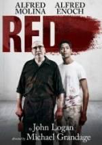 Фильм Красный - Постеры
