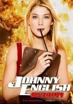 Постери: Розамунд Пайк у фільмі: «Агент Джонні Інгліш: Перезапуск»