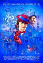 Постеры: Фильм - Мэри Поппинс возвращается - фото 11