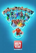 Постеры: Фильм - Ральф разрушитель 2: Интернетри - фото 15