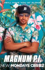 Постери: Фільм - Приватний детектив Маґнум. Постер №4