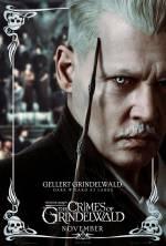 Постеры: Фильм - Фантастические твари: Преступления Гриндельвальда - фото 29
