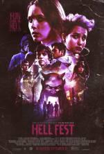 Постери: Бекс Тейлор-Клаус у фільмі: «Геллфест»