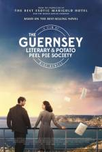 Постери: Фільм - Таємний клуб Гернсі любителів книг і пирогів з картопляного лушпиння - фото 5