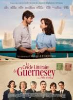 Постери: Лілі Джеймс у фільмі: «Таємний клуб Гернсі любителів книг і пирогів з картопляного лушпиння»