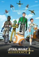 Сериал Звёздные войны: Сопротивление - Постеры