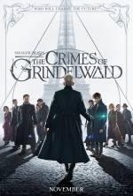 Постеры: Фильм - Фантастические твари: Преступления Гриндельвальда - фото 18