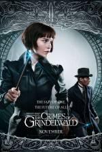 Постеры: Фильм - Фантастические твари: Преступления Гриндельвальда - фото 37