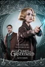 Постеры: Фильм - Фантастические твари: Преступления Гриндельвальда - фото 38