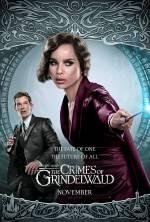 Постеры: Фильм - Фантастические твари: Преступления Гриндельвальда - фото 40