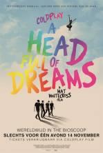 Фільм Coldplay: A Head Full of Dreams - Постери