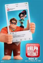 Постеры: Фильм - Ральф разрушитель 2: Интернетри - фото 19
