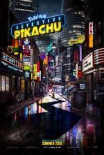 Постеры: Фильм - Покемон детектив Пикачу - фото 4
