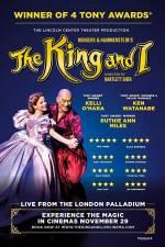 Фільм Король і Я - Постери