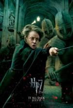 Постеры: Мэгги Смит в фильме: «Гарри Поттер и Дары Смерти: Часть 2»