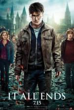 Постери: Фільм - Гаррі Поттер та Смертельні реліквії. Частина 2 - фото 10