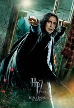 Постери: Алан Рікман у фільмі: «Гаррі Поттер та Смертельні реліквії. Частина 2»