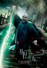 Постеры: Рэйф Файнс в фильме: «Гарри Поттер и Дары Смерти: Часть 2»