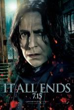 Постери: Фільм - Гаррі Поттер та Смертельні реліквії. Частина 2 - фото 29