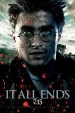 Постери: Фільм - Гаррі Поттер та Смертельні реліквії. Частина 2 - фото 30