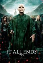 Постери: Фільм - Гаррі Поттер та Смертельні реліквії. Частина 2 - фото 32