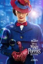 Постеры: Фильм - Мэри Поппинс возвращается - фото 17
