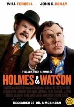 Постери: Джон Сі Райлі у фільмі: «Холмс і Ватсон»