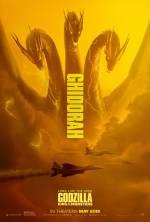 Постери: Фільм - Годзілла II: Король Монстрів - фото 10