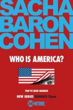 Серіал Хто є Америка? - Постери