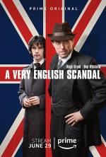 Постеры: Бен Уишоу в фильме: «Чрезвычайно английский скандал»