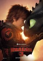 Постеры: Фильм - Как приручить дракона 3: Скрытый мир - фото 8