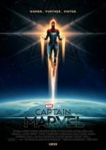 Постеры: Фильм - Капитан Марвел