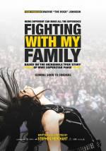Постеры: Флоренс Пью в фильме: «Борьба с моей семьей»