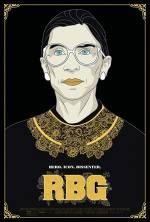 Фильм РБГ: Жизнь иконы правосудия - Постеры