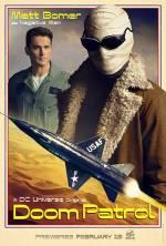 Постери: Метт Бомер у фільмі: «Фатальний патруль»