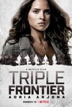 Постеры: Фильм - Тройная граница - фото 2