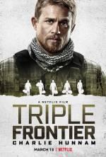 Постеры: Фильм - Тройная граница. Постер №4