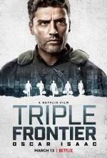 Постеры: Фильм - Тройная граница. Постер №6